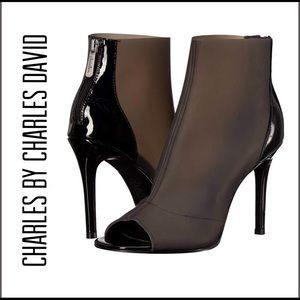 Charles by Charles David Reece Ankle Boots